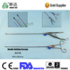 Hot sales Stainless steel V Handle stright curved needle holder