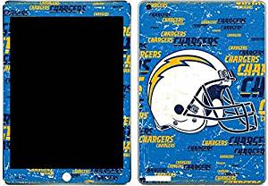 NFL San Diego Chargers iPad Air Skin - San Diego Chargers - Blast Vinyl Decal Skin For Your iPad Air