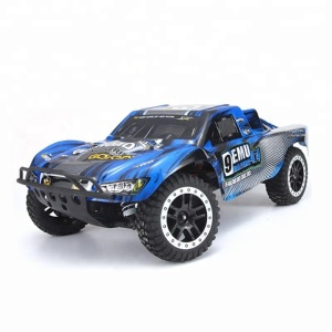 China Manufacturers 1/10 scale electric 4WD 2.4GHz Truck rc drift car