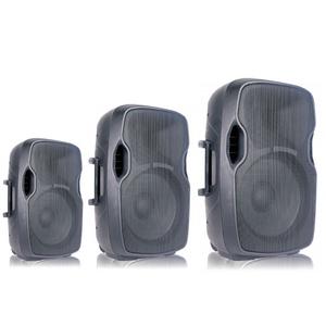p audio rcf 15 inch powered speakers price box