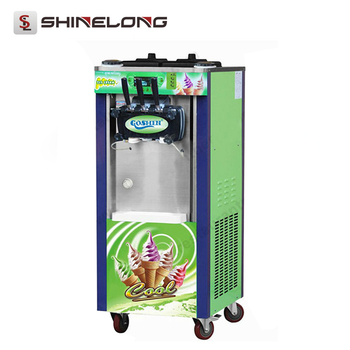 Professional Stainless Steel Cheap industrial ice cream machine
