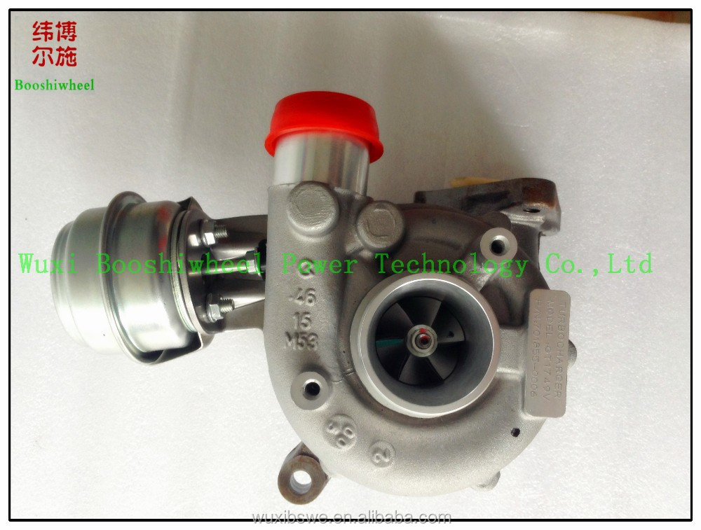 good price!!turbocharger GT1749V Turbocharger 701855-0006 Turbo for Seat VW 1.9 TDI of wuxi factory directly