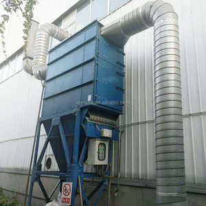 New Industrial Wood Steel Plant Dust Collector with 30 years