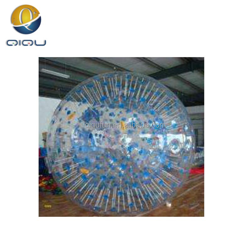 Most popular sport 2016 used zorb ball for hot selling