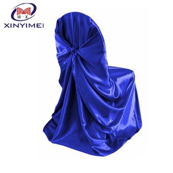 hot sale luxury high spandex sequin chair cover