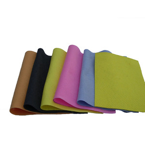 100% Polyester Wholesale Non Woven Felt Material Embroidered Fabric Waterproof