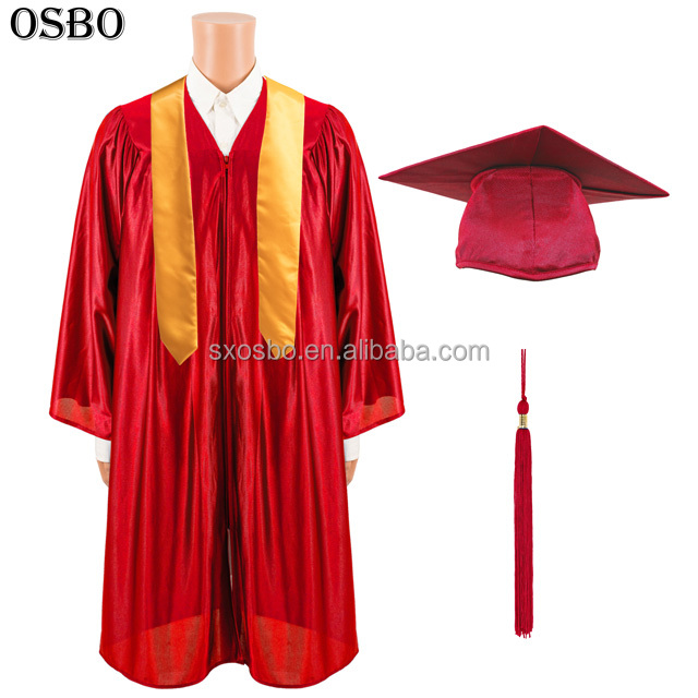 ae6fc712ca9 Academic Doctoral Caps Disposable Graduation Gown - Buy ...