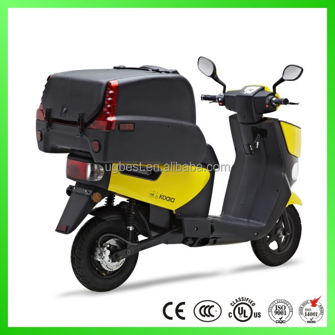 UGBEST EEC Koala delivery electric scooter for consegna pizza electric motorcycle