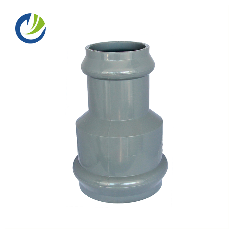 China low price PVC bell fittings