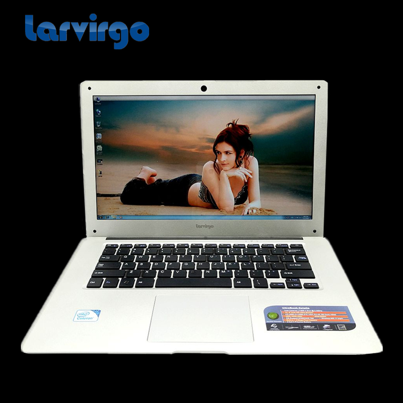 Free shipping 14 inch laptop 2.0 GHz 4G DDR3 750G HDD WIN7/8 notebook Intel Pentium Quad core ultrabook laptop computer фото