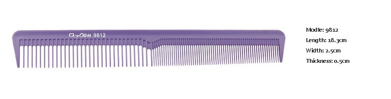 Professional Hair Cutting Comb 38