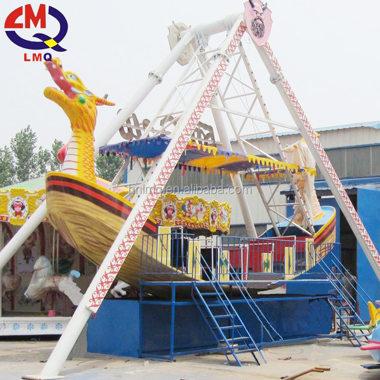 Cheap second hand playground equipment / outdoor used pirate ship for sale
