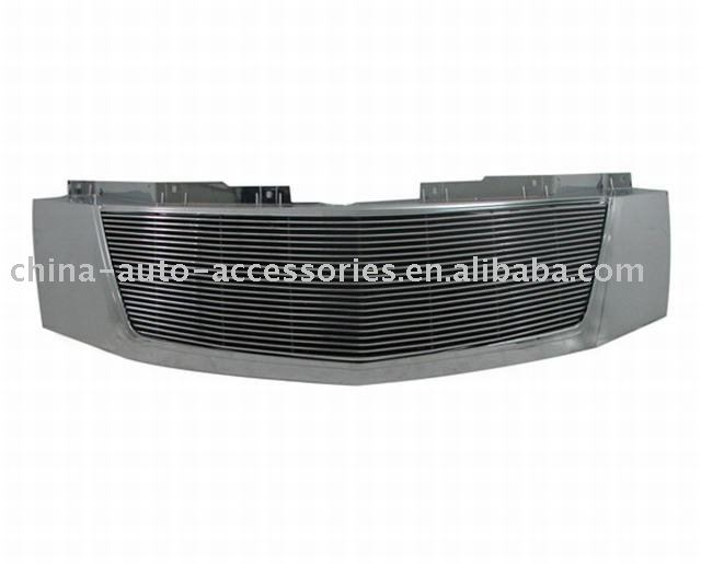 07-on Cadillac Escalade 4mm Horizontal Aluminum Billet Packaged Grille
