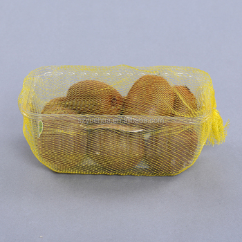 Extruded Plastic Netting Bag For Fruits And Vegetables