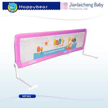 Baby Safety Products Bed Side Guard Rail Production Cartoon By Top Product Suppliers