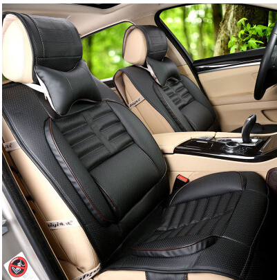 good free shipping special seat covers for ford focus 2015 durable breathable leather car. Black Bedroom Furniture Sets. Home Design Ideas
