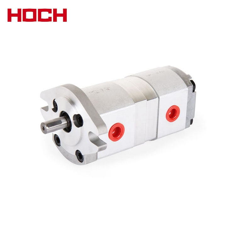 HGP-11A high pressure micro gear oil pump hydraulic
