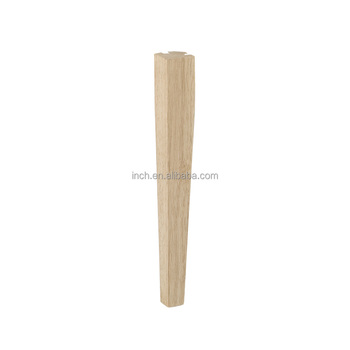 8 Inch Furniture Legs,screw On Legs For Furniture,wood Turned Table Legs