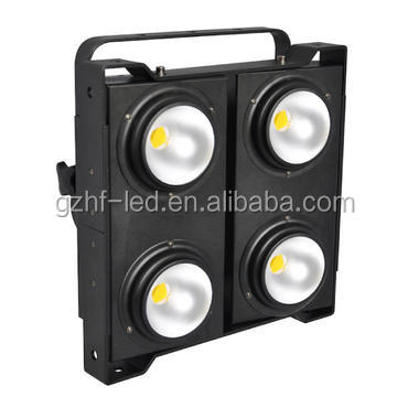Pro Lighting 4*100W LED Blinder Light For DJ Equipment