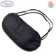 B923 Blindfold Eye Mask Shade Cover Night Sleeping Black New Bean Bag Eye Mask