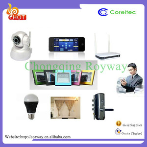 Home Environmental Control System Transmitter And Receiver X10 Plc Smart Home Control System