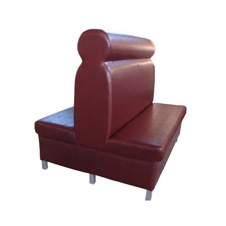 Dining Room High Back Leather 4 Seater Sofa Booth,Red Leather High Back  Booth Sofa Booth - Buy Dining Room Sofa Booth,Dining Room Leather Booth,4  ...