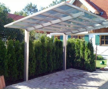 High Quality Steel Frame Portable Carport With ...