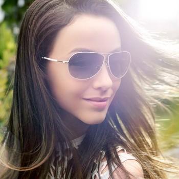 0b883f8e62 Helen Keller Style UV Protective Sunglasses Women Brand Designer Polarized  Sunglasses