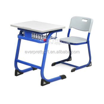 Cheap School Furniture  High Quality Student  Desk with Chair  Popular Study Table With  Chair