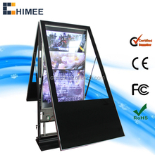 55inch very cheap price touch all in one standing double sides computer in china cheap computer parts