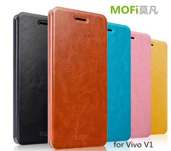 official photos d29b1 9edb8 Mofi Case Celular Leather Housing For Vivo V1,Mobile Handset Coque Flip  Back Cover Case For Bbk Vivo V1 - Buy Cover For Vivo V1,Flip Cover Case For  ...