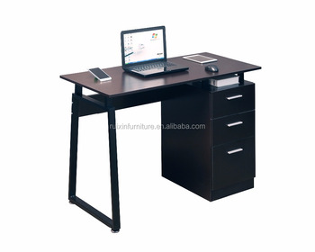 2017 Top Selling Cheap Modern Gaming Desk With Storage Rx-d1034 - Buy  Gaming Computer Desk,Cheap Desks With Drawers,Cheap Modern Office Desk  Product ...