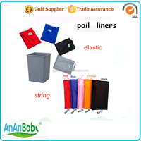 2016 AnAnbaby PUL Waterproof Fabric Cloth Diaper Pail Liners/ Washable Garbage Bags