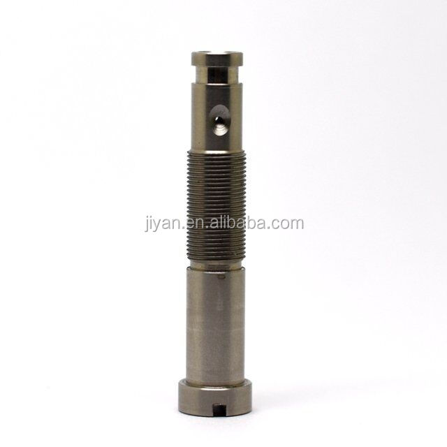 CNC turning M5 thread sus303 special shaft parts cnc machining medical