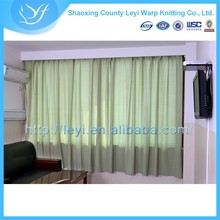 LY-8 Hot Selling High Quality Day Night Sheer Elegance Curtains