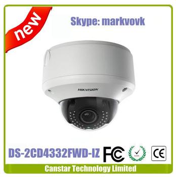 3mp H.264 Wdr Hikvision Dome 4k Camera Ds-2cd4332fwd-iz ...