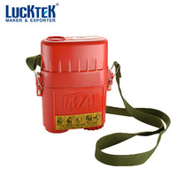 Factory price Portable Compressed Oxygen Miner Self-rescuer emergency oxygen breathing apparatus use for coal mine
