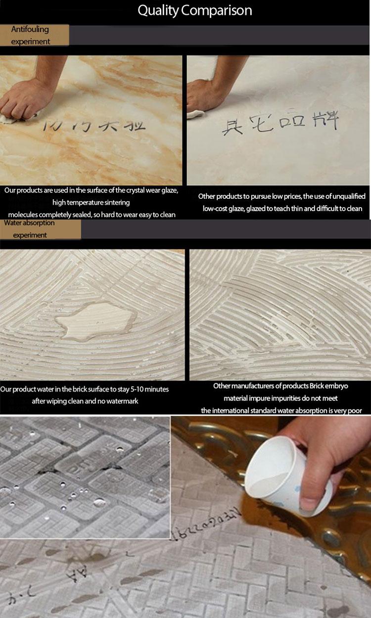Luxe Tegels Houten Vloertegels/Keramische Wandtegel 15X15