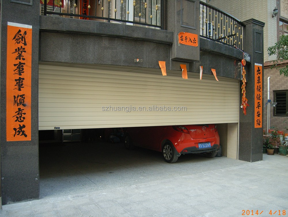 77mm Foam Insulation Motor Working Lowes Outdoor Aluminum shutters