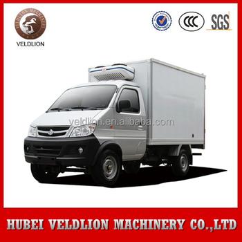 265788e9c7 China Brand Changan 2ton Mini Refrigerator Van Truck - Buy Mini ...
