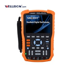 SHS1102,100MHz bandwidth isolation channel handheld digital multimeter oscilloscope