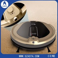 New Automatic Wet Dry Remote Control Robot Vacuum Cleaners With High Quality