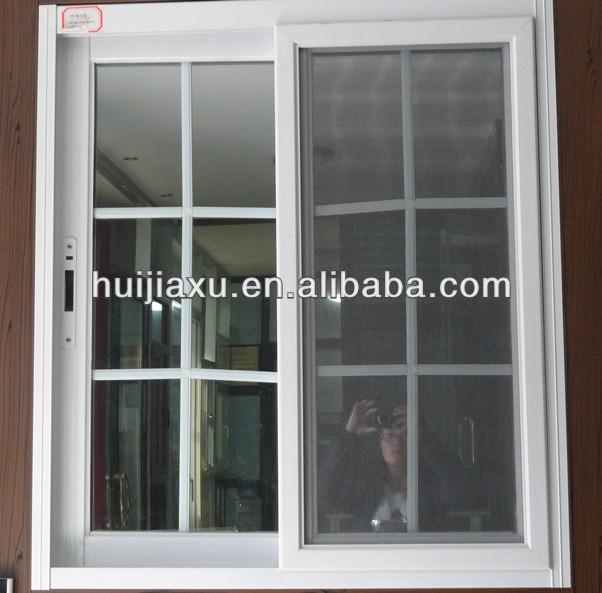 Precio de f brica de aluminio nueva ventana parrillas - Cerramientos de aluminio precio por metro cuadrado ...