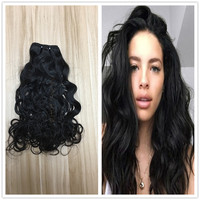 No chemical process minimum shedding OEM accepted spanish curl european hair