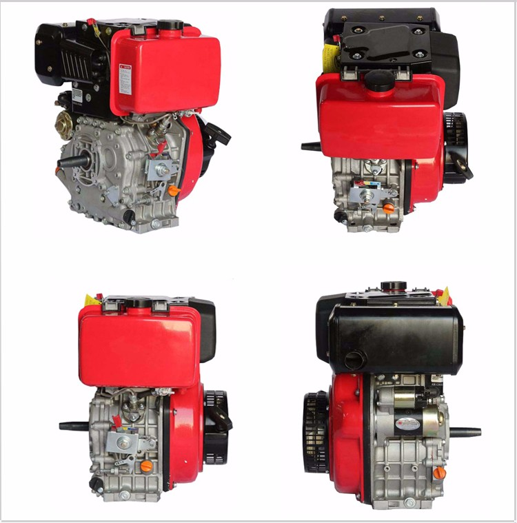 Used Small Boat Engines For Sale: 211cc Small Marine Diesel Engines Vertical Shaft 4