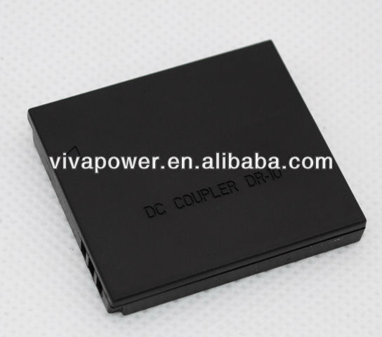 Power Converte Coupler ACK-DC10 DR-10 DR10 For Canon PowerShot SD Series