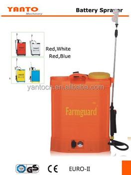 16l Battery Operated Backpack Insecticide Sprayer Garden Sprayers Buy Garden Pump Sprayer
