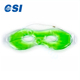relaxing gel/beads cool eye mask pvc freezer cooling gel eye mask with elastic band for puffy eyes