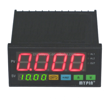 MYPIN DS8A 4 Digit Sensor/Loadcell/Flow Meter /Temperature Indicator