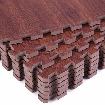 Eva Foam Mat Interlocking Tiles